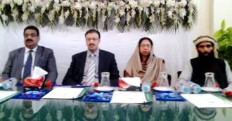 Provincial_ Minister for_ Special Education_ Asif Saeed _Manais