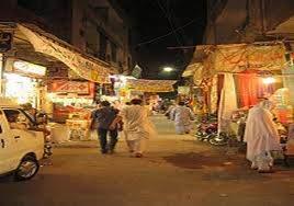 Ichra ,Pakistani Bazar