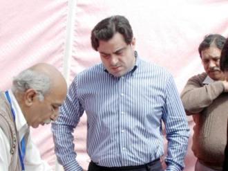 Minister Food Bilal Yaseen