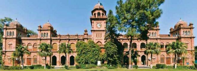 PU rescheduled postponed examinations