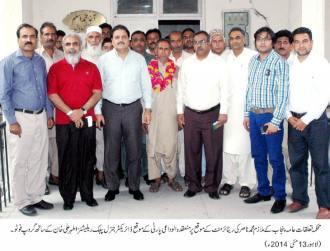 DGPR Punjab group photo 13-5-14