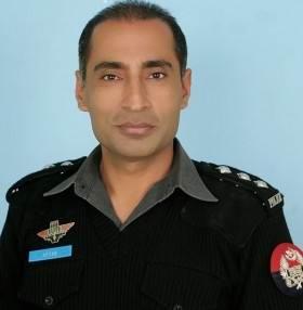 DSP Aftab Phularwan