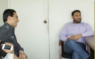 Sp Tariq Aziz Sindhu with DG Spots Board Punjab Usman Anwar
