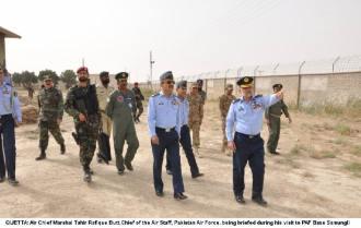 CAS visit to PAF Base Samungli 2