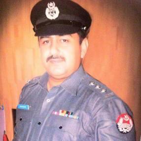DSP Raja Fakher Bashir