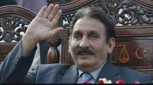 Iftikhar Muhammad Ch former CJP