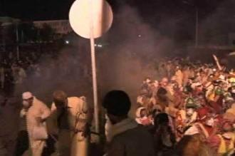 Islamabad clash 1