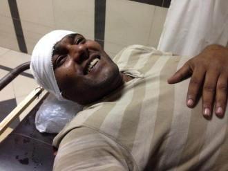Khurram Fayyaz injured in Islamabad