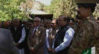 Nawaz Sharif inaugurates newly reconstructed Ziarat residency