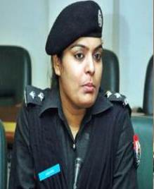 SP Ammara Ather