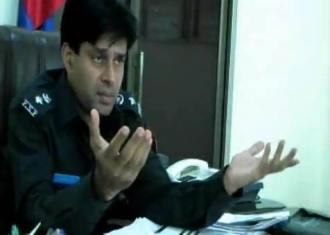 Shehzad Akbar SSP