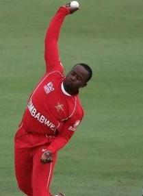 Zimbabwe all-rounder Prosper Utseya