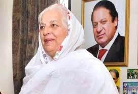 Begum Zakia Shahnawaz
