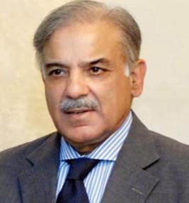 CM Punjab Shahbaz Sharif