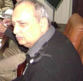 DSP Saleem Butt