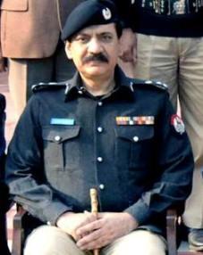 RPO Rawalpindi DIG Akhtar Omar Hayat Lalika
