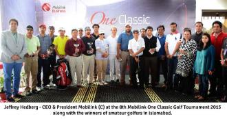 Mobilink One Classic Golf - English Picture