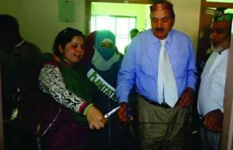 Additional Director (Admin), University of Education, Bashir Ahmad Ch