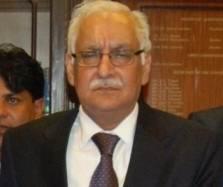 Chief Secretary Punjab Khizar Hayat Gondal