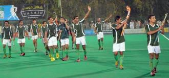 PIA won the final of 9th Nishan-e-Haider Hockey Tournament