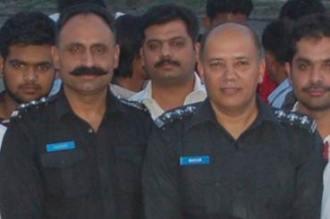 Inspector Babar Ashraf,Inspector Naveed Azam