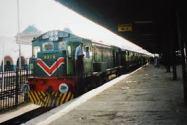 Pakistan Railways restores Mehran Express
