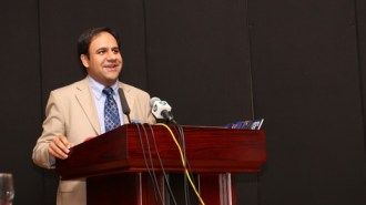 Chairman Punjab IT Board Dr. Umar Saif