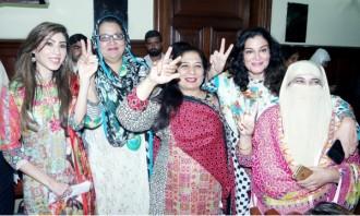 Dr. Farzana Nazir elected as Convener Punjab Assembly Women Caucus