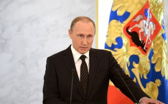 President of Russia Vladimir Putin,Presidential Address to the Federal Assembly