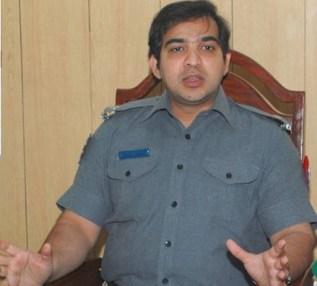 SP Sadr Gujranwala Dr Rizwan Khan