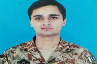 Captain Asfandyar Bukhari Shaheed