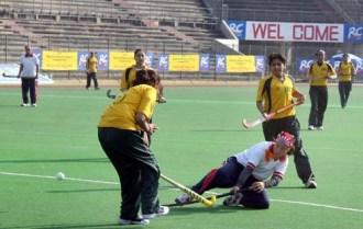 Lahore's National Hockey Stadium