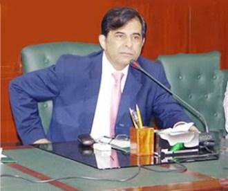 Shumail Ahmad Khawaja ACS Punjab