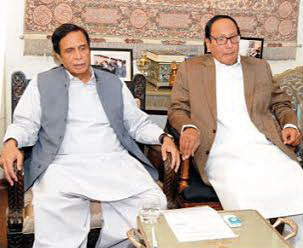 Ch Brothers expressed heartfelt grief on Ahmadpur Sharqia tragedy