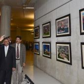 "Pakistan Embassy organizes Photography exhibition ""Colours"