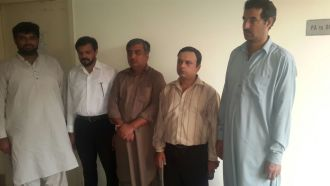 FIA arrest 5 fake officers from Avari Hotel