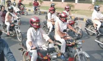 women-on-wheels-program-in-faisalabad