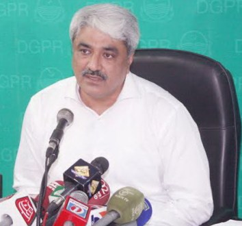 Kh Salman Rafiq annoyed over slow pace of work of WIC