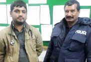 A fake Dr arrested from Allied Hospital Faisalabad