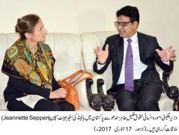 Khalil Tahir Sindhu-Dutch-Ambassador-Jeannette-Seppen