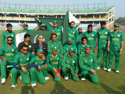 Pakistan Blind Cricket Council announces monthly Honorarium for 17 players