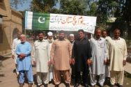 Ex-Servicemen celebrated Pakistan Day with national spirit