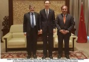 Overcoming energy crisis in Pakistan is our top priority : Chinese Ambassador