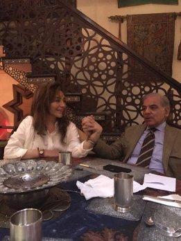 Tehmina Durrani-Shahbaz Sharif