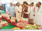 DC Bahawalpur visit Ramzan Bazars at Khanqah Sharif and Mubarakpur