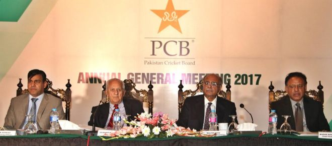 PCB holds its Annual General Meeting 2017