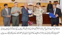 Academics to work for narcotics eradication : Brigadier Khalid Mehmood