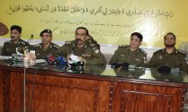 CCPO ordered combing operations to ensure foolproof security on Eid-ul-Fitar