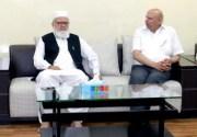 Ch Muhammad Sarwar calls on Liaqat Baloch