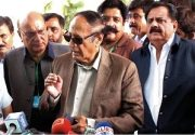Supreme Court verdict will determine the future of Pakistan : Ch Shujaat Hussain